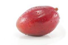 свежий красный цвет мангоа Стоковое Фото