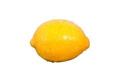 свежий лимон стоковое фото