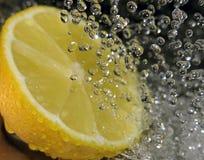 свежий лимон Стоковое Изображение