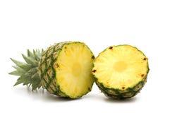 свежий ломтик ананаса Стоковые Фотографии RF