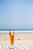 свежий манго сока Стоковое Фото
