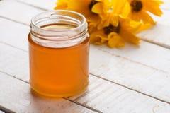 Свежий мед Стоковое фото RF