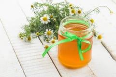 свежий мед Стоковая Фотография RF