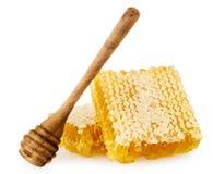 свежий мед Стоковые Фото