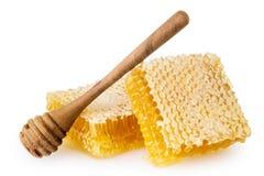 свежий мед Стоковые Изображения