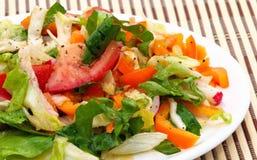 свежий овощ салата Стоковые Изображения