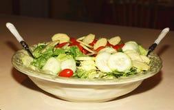свежий овощ салата Стоковая Фотография