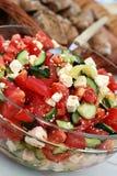 свежий овощ салата Стоковые Изображения RF