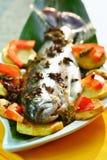 свежий овощ форели Стоковая Фотография