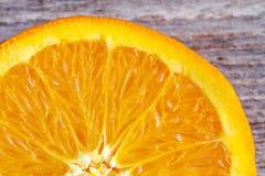 Свежий органический плодоовощ апельсина пупка Стоковые Изображения