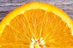 Свежий органический плодоовощ апельсина пупка Стоковое фото RF