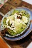 свежий органический салат Стоковые Изображения RF