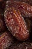 Свежий органический сырцовый плодоовощ даты Брайна Стоковое Изображение