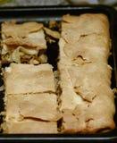 Свежий пирог капусты Стоковые Фотографии RF