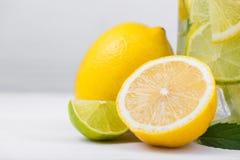 Свежий плодоовощ лимона Стоковые Изображения RF
