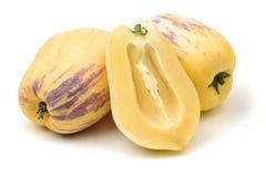 Свежий плодоовощ pepino Стоковые Фотографии RF