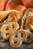 Свежий продукт хлебопекарни стоковые изображения rf