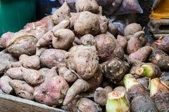 свежий плодоовощ батата Стоковые Фотографии RF