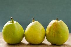Свежий плодоовощ груши Стоковая Фотография RF