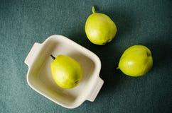Свежий плодоовощ груши Стоковое Фото