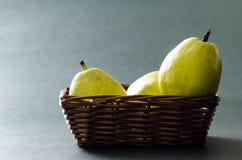 Свежий плодоовощ груши Стоковые Изображения RF