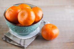 Свежий плодоовощ мандарина Стоковые Фото