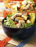 свежий салат 01 Стоковое фото RF
