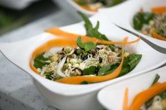 Свежий салат 3 Стоковые Изображения