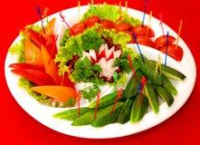 свежий салат 2 Стоковые Изображения