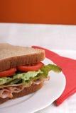 свежий сандвич Стоковые Изображения