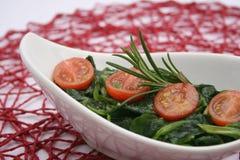 Свежий салат поля Стоковые Изображения