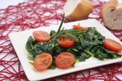 Свежий салат поля Стоковое Изображение RF