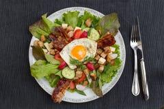 Свежий салат страны Стоковое Изображение RF