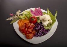 свежий салат Стоковые Изображения RF