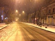свежий снежок Стоковые Фото