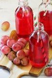 свежий сок виноградины Стоковые Фотографии RF