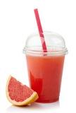 Свежий сок грейпфрута Стоковое фото RF