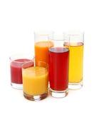 свежий сок стоковое изображение rf