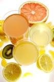 свежий сок friuts Стоковое Изображение RF