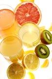 свежий сок friuts Стоковое Изображение