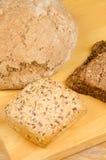 Свежий сортированный хлеб всей пшеницы Стоковое фото RF