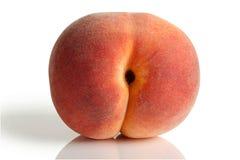 Свежий сочный персик Стоковые Фото