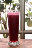свежий стеклянный сок виноградины Стоковые Изображения RF