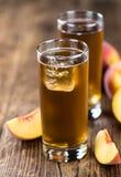 Свежий сделанный чай льда персика & x28; селективное focus& x29; Стоковые Фото