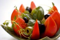 свежий томат трав Стоковые Изображения