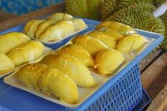 Свежий дуриан, экзотический плодоовощ Таиланда Стоковая Фотография RF
