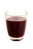 Свежий фруктовый сок корня свеклы Стоковая Фотография