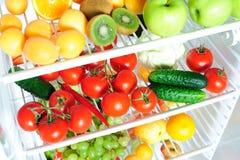 Свежий фрукт и овощ Стоковое Изображение RF