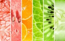 Свежий фрукт и овощ Стоковое Изображение