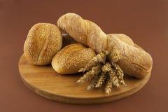 Свежий хлеб Стоковые Изображения